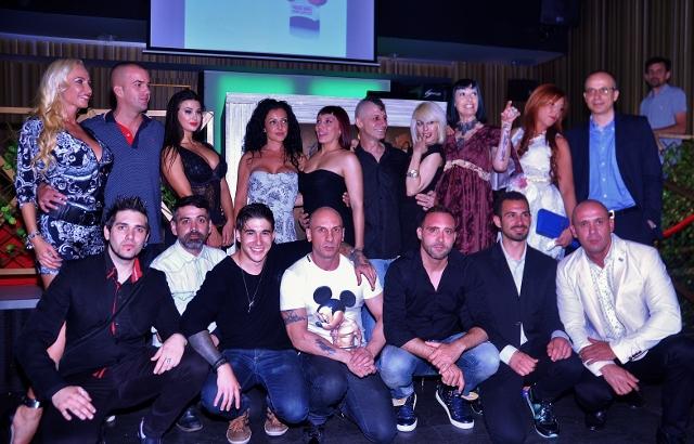 Candidatos Premios Ninfa 2016